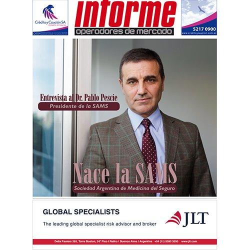 Entrevista al Dr. Pablo Pescie Para La Revista Informe